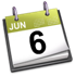 iCal Icon Green June 6th 2007