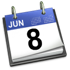 iCal Icon Blue