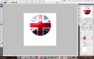 Creating A Web 2.0 Flag Icon