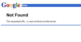 Well Designed and Funny Website Error Messages