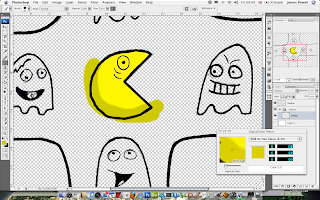 Creating a Cartoon In Photoshop