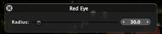 Aperture Tutorial - Red Eye