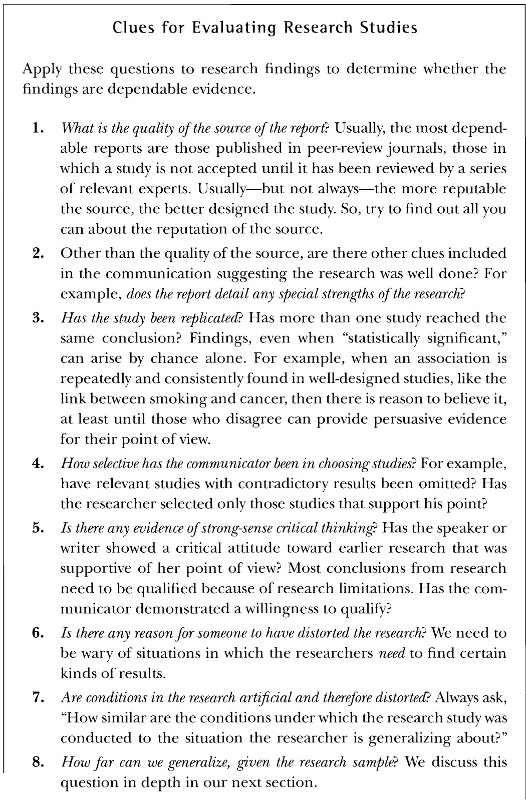 Customer Service Standards Essay
