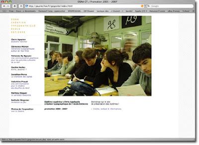 Le site de nos diplômes est enfin en ligne !