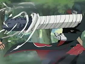 Naruto Milenio Aula Sobre Armas Ninja