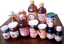 Presentaciones de miel envasada