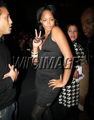 America's next top model Cycle 4 Keenyah
