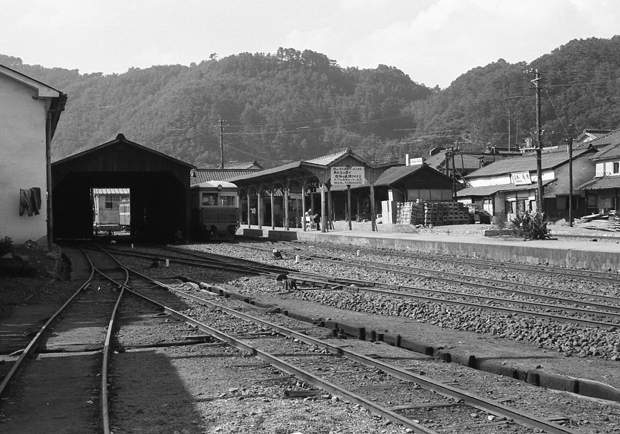 地方私鉄 1960年代の回想: 井笠...