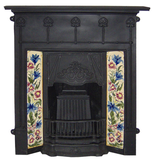 Victorian Fireplace Shop: February 2011
