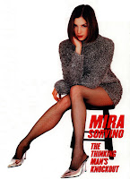 mira sorvino pretty legs