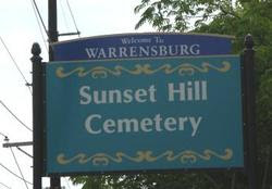 Sunset Hill Cemetery - History
