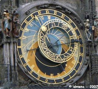 Praga - Reloj astronómico