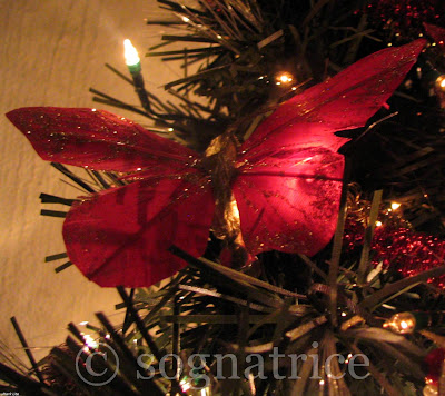 La Farfallina, Christmas Tree, 2007