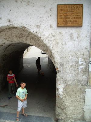 Calabria Jewish quarter - Lamezia Terme