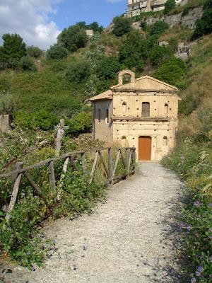 chiesa della provvidenza, calabria, southern italy