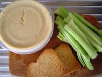 hummus without tahini
