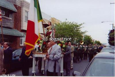 Festa di San Marziale, Philadelphia, Pennsylvania, USA