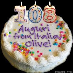 Happy Birthday Olive!