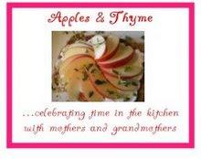 Apples & Thyme