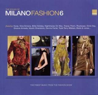 VA - The Sound of Milano Fashion Vol. 6 - 2CD