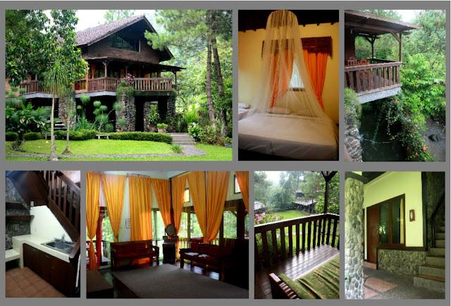 Hotel Lembang Bandung  IMAH SENIMAN LEMBANG