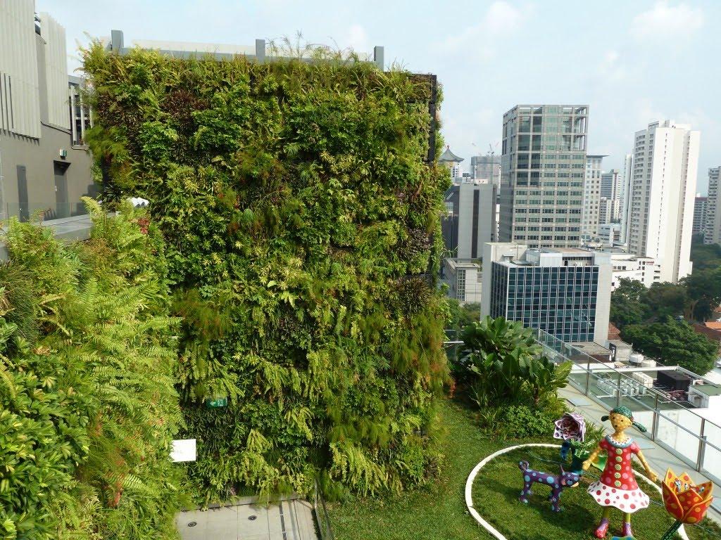 Germanysingaporegreenroofs Amp Walls Green Roofs