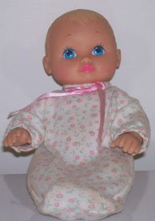 Cabbage Patch Doll That Eats Food
