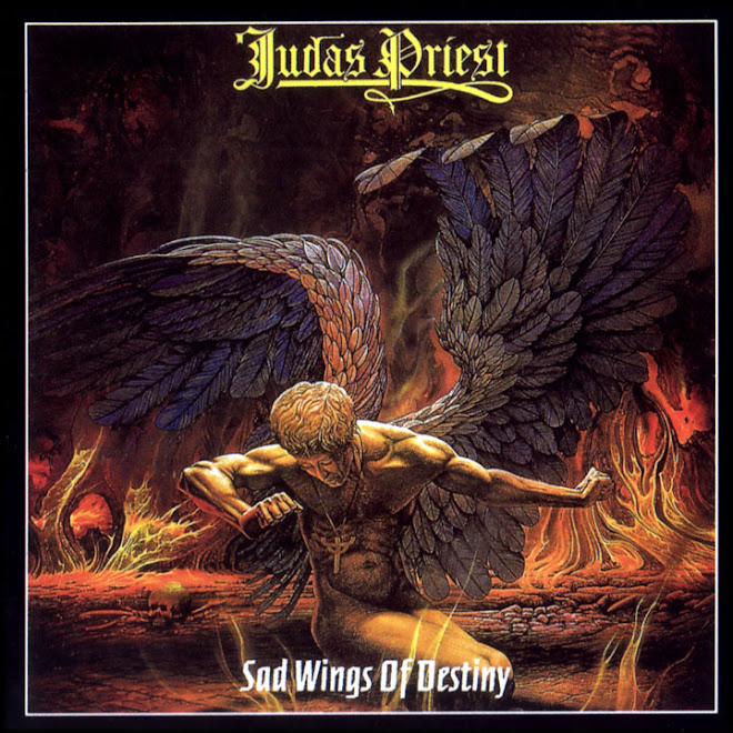 Judas priest -sad wings of destiny