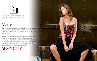 Cosabella Sex And The City Miranda Rosangel Chemise