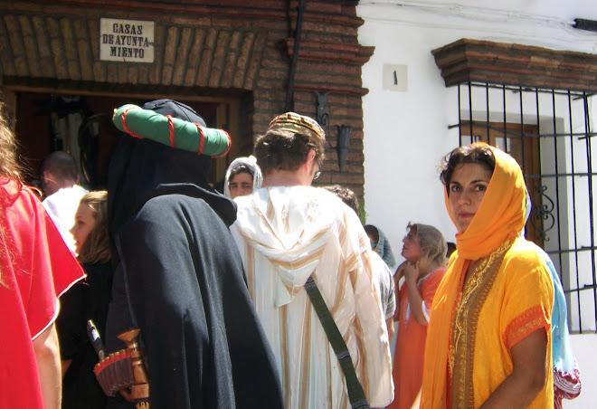 A recuperar fuerzas y a visitar al santo