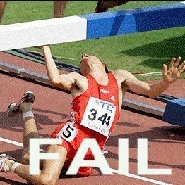 Track+Fail Learn Pitching