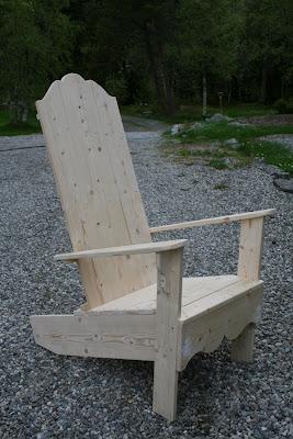 Tuto faire soi meme son fauteuil for Fabriquer son fauteuil