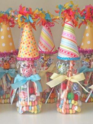 Party favor gift ideas for boys and girls via lilblueboo ...  Fun Birthday Favor Ideas