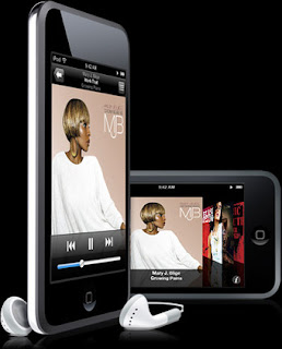 Apple Ipod touch - No 1 entertainment devices