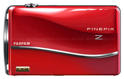 Fujifilm FinePix Z800EXR-Top 5 sensor compact camera