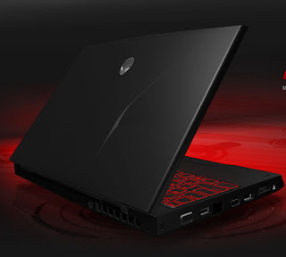 The prominent gaming laptop in 2010