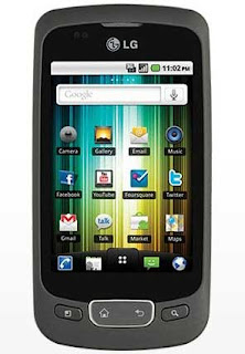 LG Optimus One  reviews - Good smartphone for people love Android
