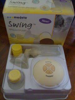 Amy Sweety Store Medela Swing Best Single Electric Breast Pump