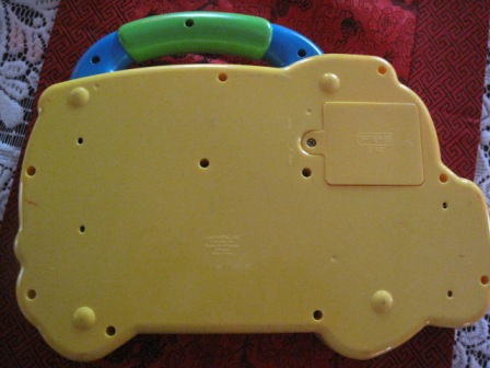 Amy Sweety Store Fisher Price Talking Alphabet School Bus