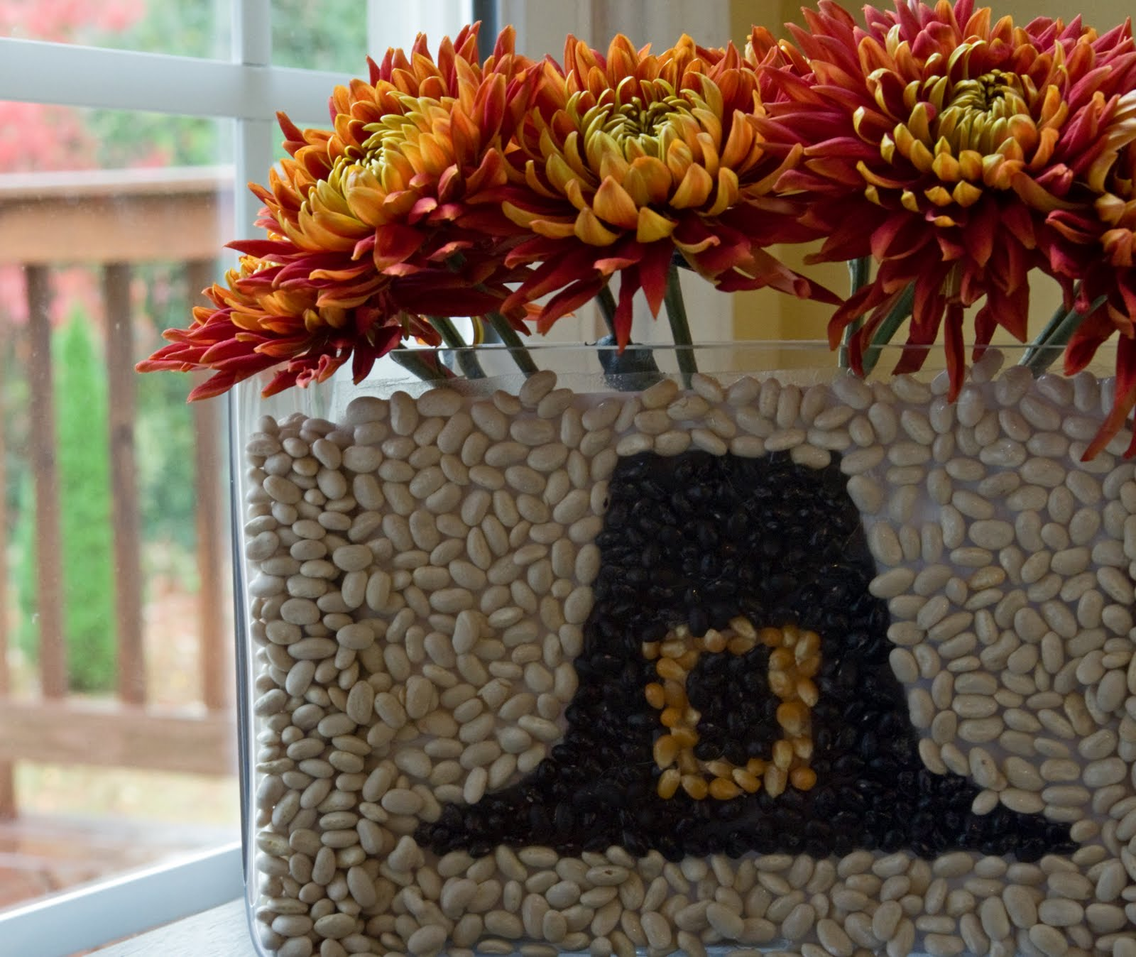Life In Wonderland: DIY Thanksgiving Centerpiece