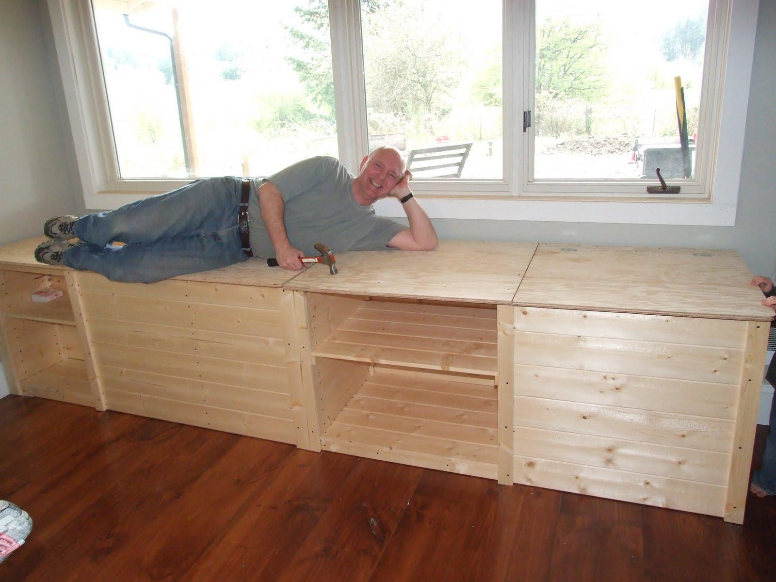 Woodwork Chest Seat Plans Pdf Plans