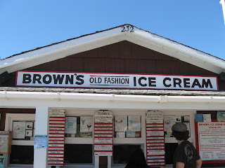 Brown's Old Fashioned Ice Cream