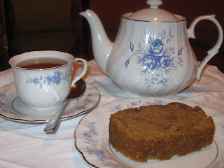 Low Fat/Low Sugar Pumpkin Bread