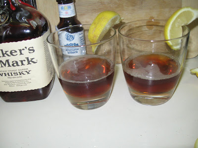 Maker's Manhattan