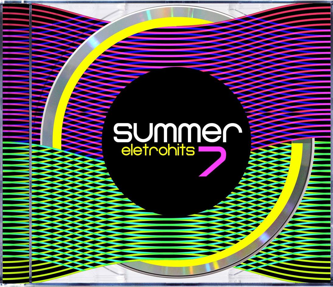 o cd summer eletrohits 2011