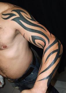 Dusk Till Dawn George Clooney Tattoo