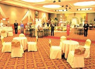 Grand Ballroom of Radisson Hotel