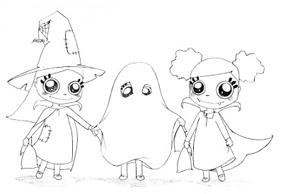 I want to learn English: HALLOWEEN DRAWINGS AND CRAFTS!