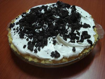 Recipes From The Heart Oreo Pie