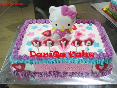 Daniqa Cake And Snack March 2010